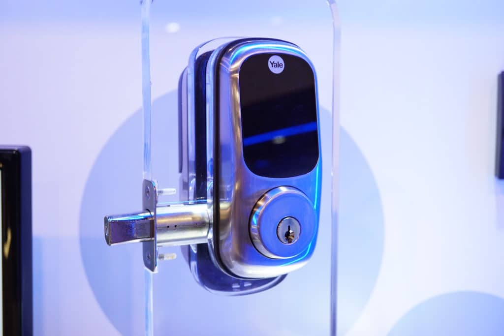 Locksmith Glen Ellyn IL, Yale Smart Lock