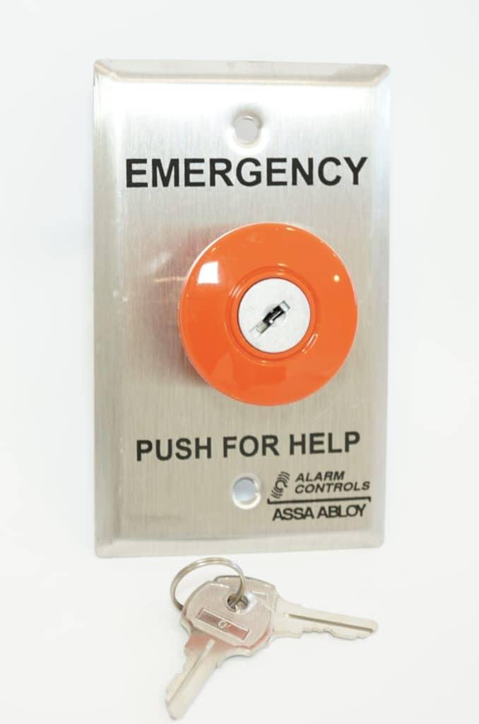 Commercial Access Control, Door Buzzer System