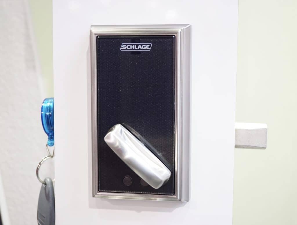 Residential Access Control, Keypad Lock